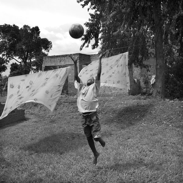 Boy with Ball, Kajjansi, 2007
