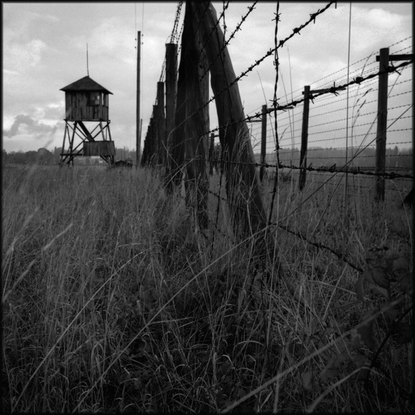Watchtower, Majdanek, 2003