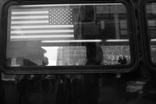 Bus, New York, 2016