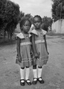 Two School Girls, Kajjansi, 2013