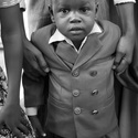Boy in Suit, Gulu, 2007