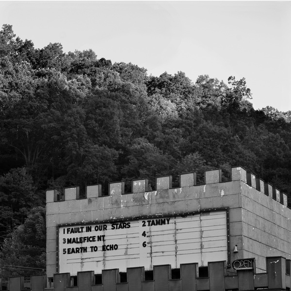 Movie Theatre, Breathitt County, Kentucky, 2014